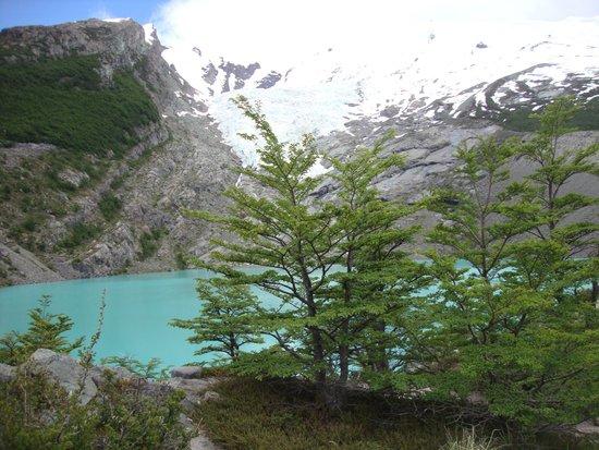 Glaciar Huemul: Sorprendente!!!