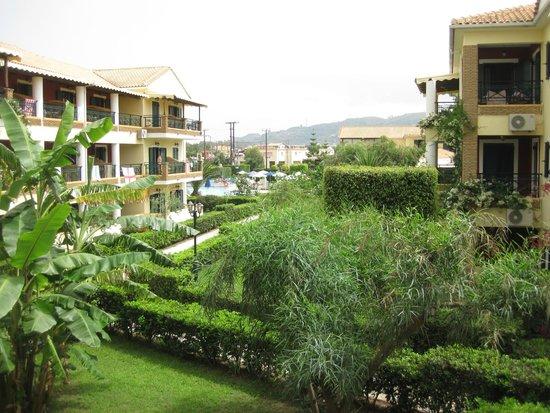 Amaryllis Hotel: gepflegte Anlage