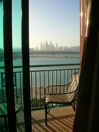 Atlantis, The Palm: vista camera