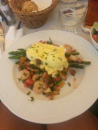 Benedict Restaurant: Perfect !