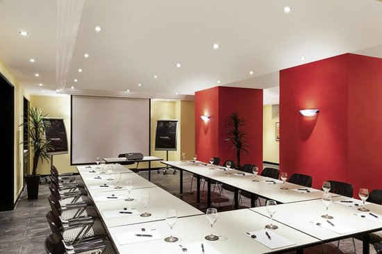 Hotel Royal St. Georges Interlaken - MGallery Collection: Eiger Meeting Room