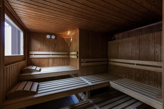 Hotel Royal St. Georges Interlaken - MGallery Collection: Sauna