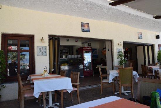 Taratsa Kitchen Bar : Ресторан