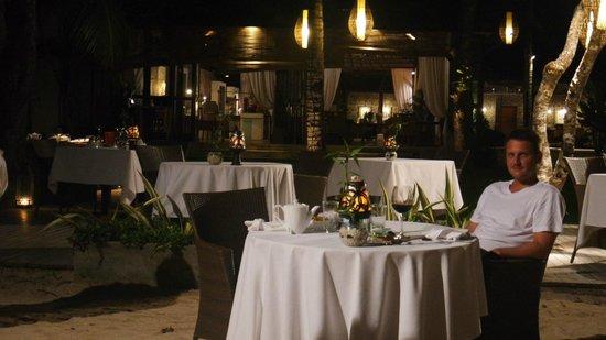 Belmond Jimbaran Puri : Tujung Restaurant