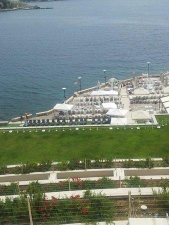 Rixos Hotel Libertas: View