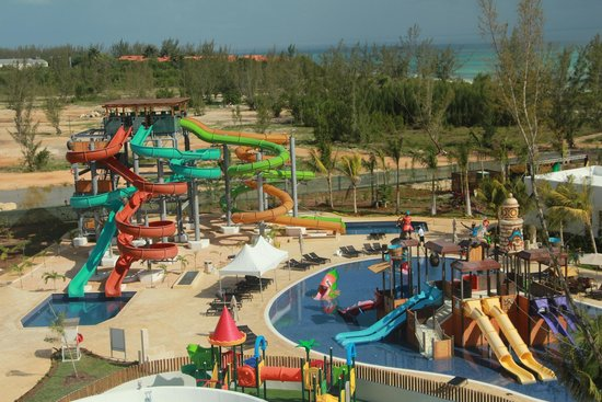 Royalton White Sands Resort: Kids' World...