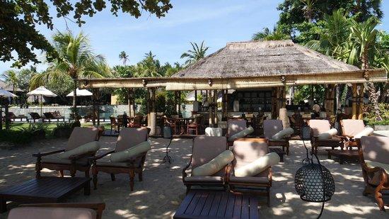 Belmond Jimbaran Puri : Beach Bar