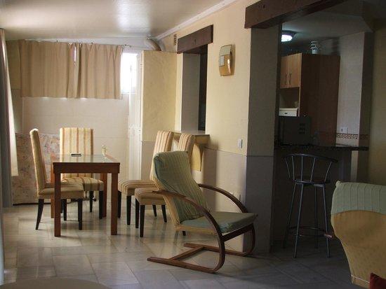 Hostal Guadalupe: Dinning Room