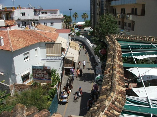 Hostal Guadalupe: View From Room
