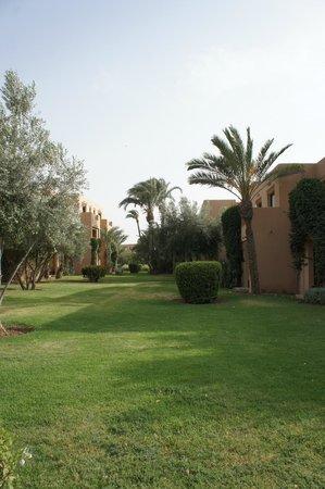 Club Marmara Madina : Riad et jardin