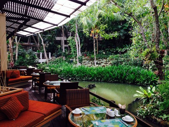 Pakasai Resort: Restaurant