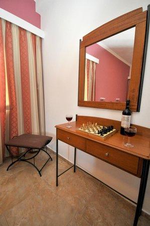 Hotel Galaxy: Δωμάτιο με διπλό κρεβάτι
