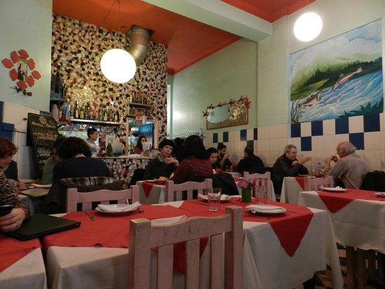 Chan Chan : Interior do Restaurante