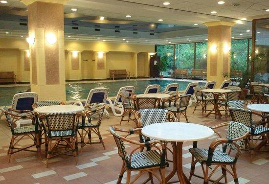 Danubius Health Spa Resort Margitsziget: Бассейн