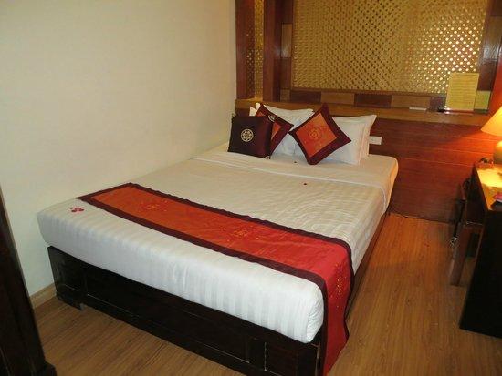 Aquarius Legend Hotel : Bedroom