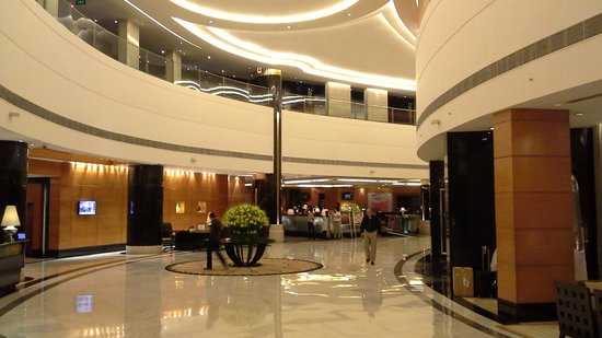 Radisson Blu Plaza Delhi: Lobby