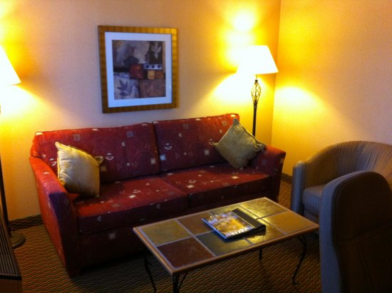 Accent Inn Victoria: clean and comfortable