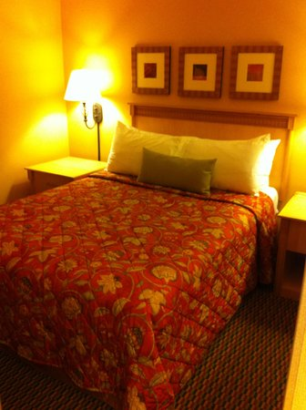 Accent Inn Victoria : clean and comfortable