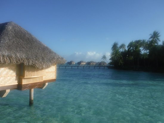 Le Taha'a Island Resort & Spa: Quality Bungalow