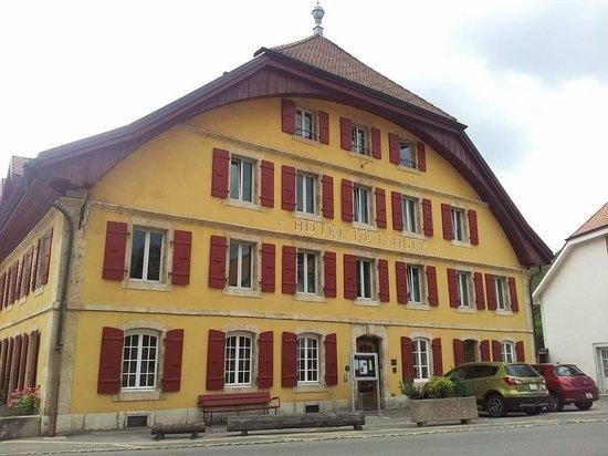 Hôtel de l'Aigle : Hotel de l'Aigle