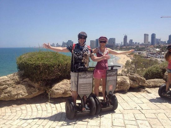 Segs - Segway Tours : Together