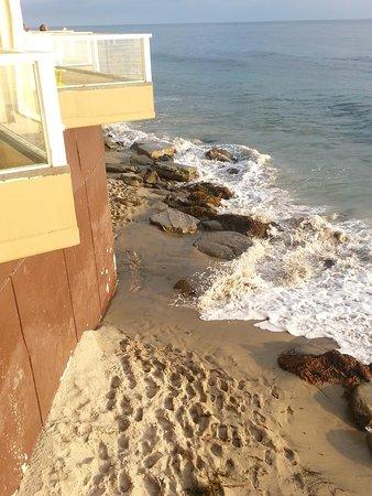 Pacific Edge Hotel on Laguna Beach: View from balcony