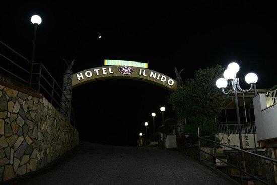 Il Nido Hotel Sorrento : Insegna hotel