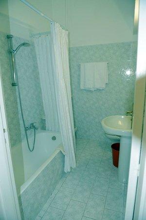 Il Nido Hotel Sorrento: Bagno camera