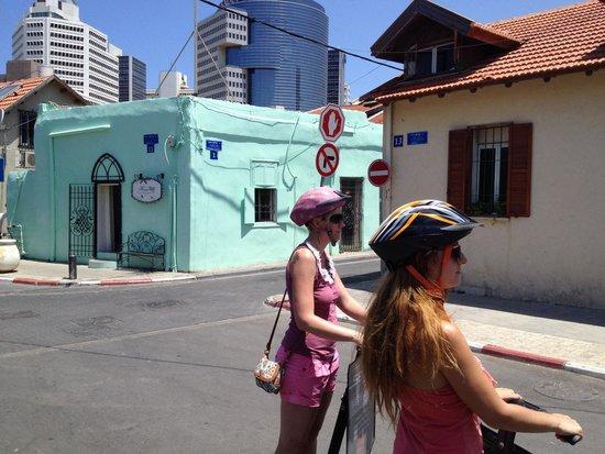 Segs - Segway Tours : Old Yafa
