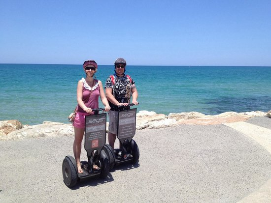 Segs - Segway Tours : Near sea