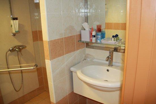 YWCA Fort Canning Lodge: Ванная комната
