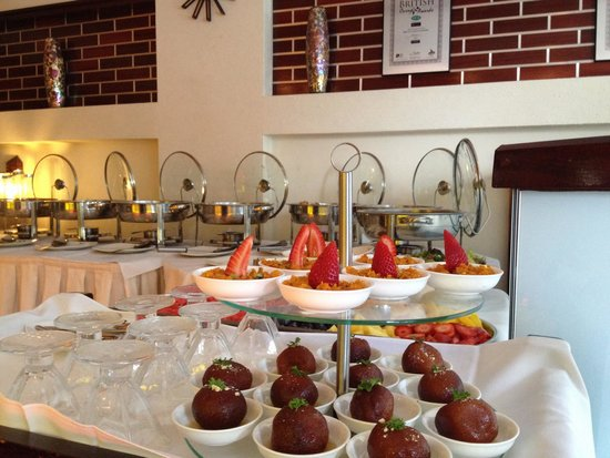 Shampan 3 Welling: Sunday buffet in special occation..