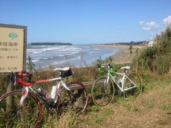 Hakui Kenmin Cyclying Road : 羽咋健民自転車道 2