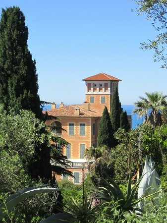 Giardini Botanici Hanbury: la villa