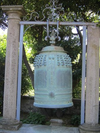 Hanbury Botanic Gardens (Giardini Botanici Hanbury): campana