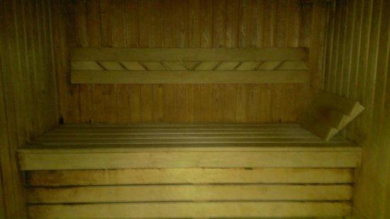 Courtyard Budapest City Center: Finnish sauna
