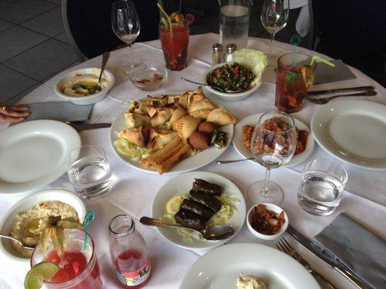 "AL KARMA ""La vigne"" : Repas Excellent au AL KARMA"