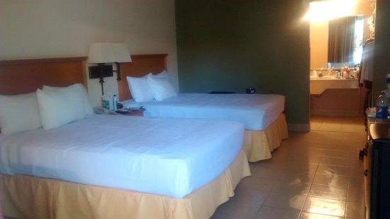 Champions World Resort: quarto