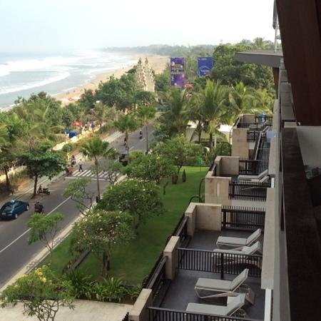 Pullman Bali Legian Beach: View from room 3513