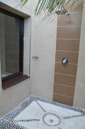 Melia Buenavista: ducha exterior
