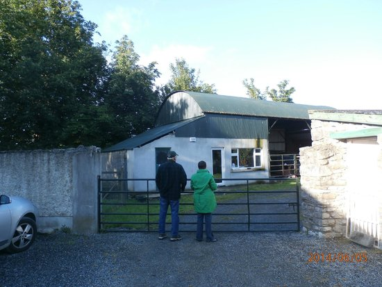 Nulty's Cottages: The farm