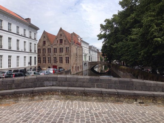 Hotel Ter Brughe: Hotel exterior