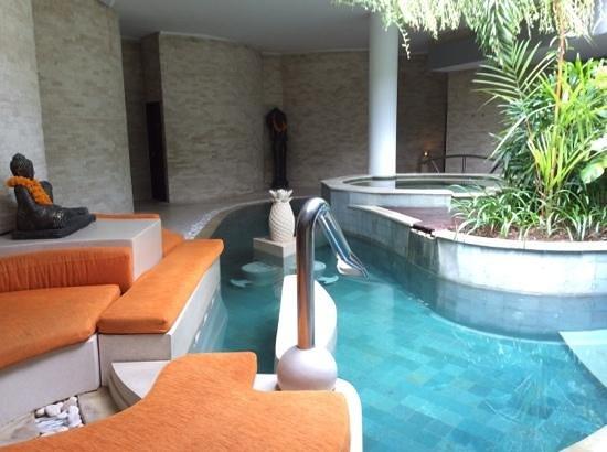 Pullman Bali Legian Beach: Hydro Pool in Pullman Day Spa