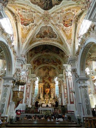 Abbazia di Novacella: Chiesa