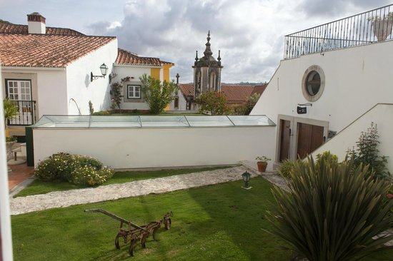 Hotel Real D'Obidos : Courtyard