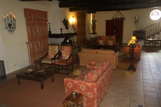 Hotel Real D'Obidos: Lobby