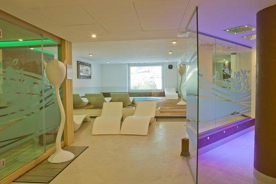 Cristal Resort: Centro benessere