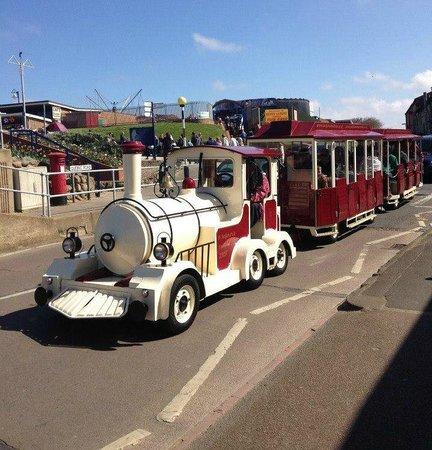 Mablethorpe, UK: Jacksons Land Train