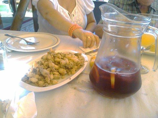 Chiringuito Maria: Calamaritos...freskisimos!!!!