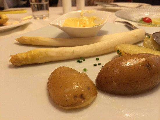 Restaurant S'Nockerl im Elefant : Vegi starter
